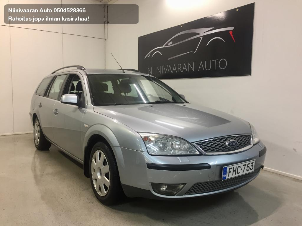 Ford Mondeo Farmari 1.8i Wagon 2005