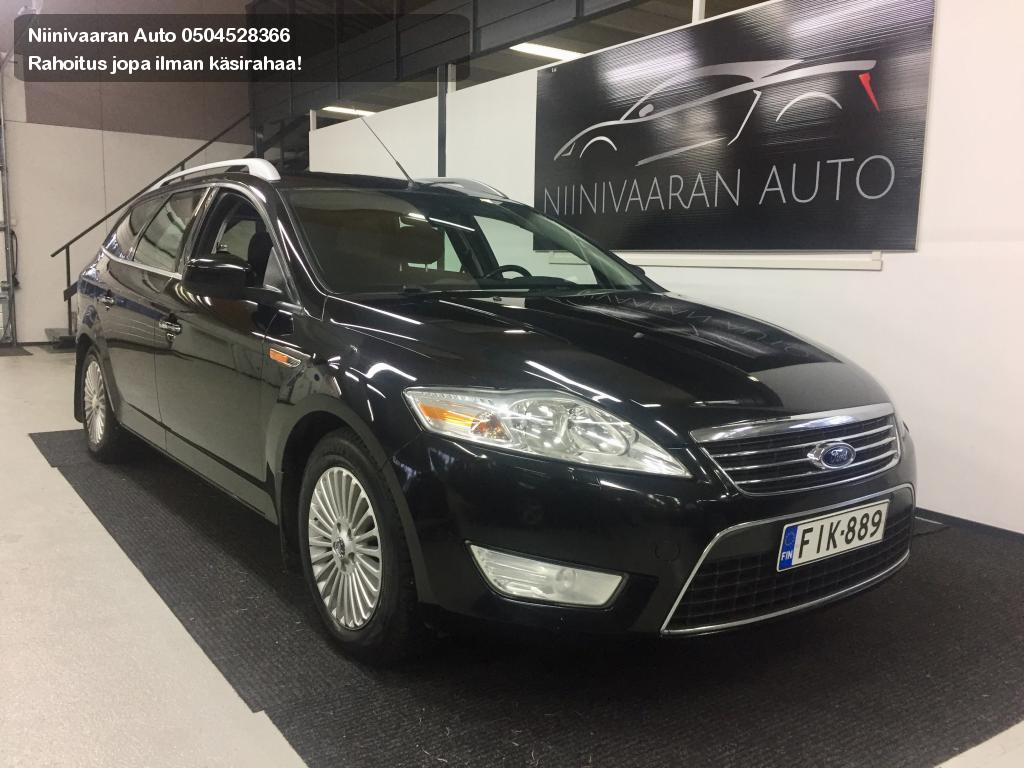 Ford Mondeo Farmari 2.0 Ghia Wagon 2008