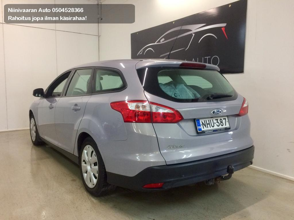 Ford Focus Farmari 1.6 105 Trend Wagon 2011