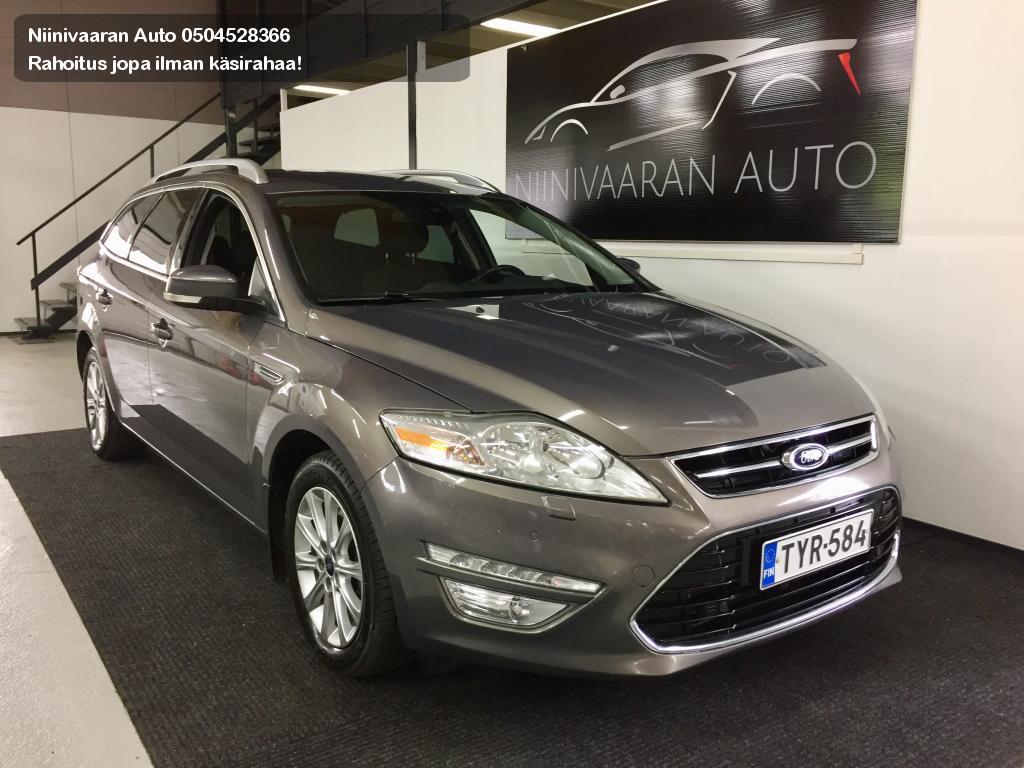 Ford Mondeo Farmari 2.0 TDCi 163 PShift Titanium Wagon A Rahoitus alk.69€/kk 2012
