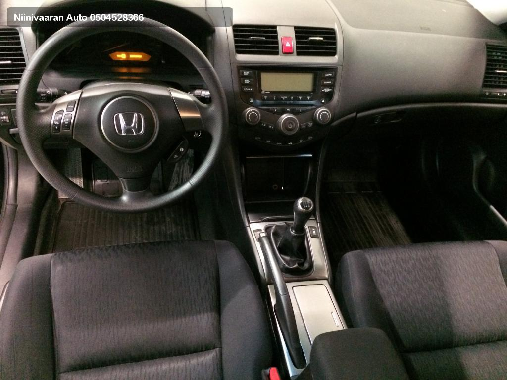 Honda Accord Farmari 2.0 Comfort Tourer 2006