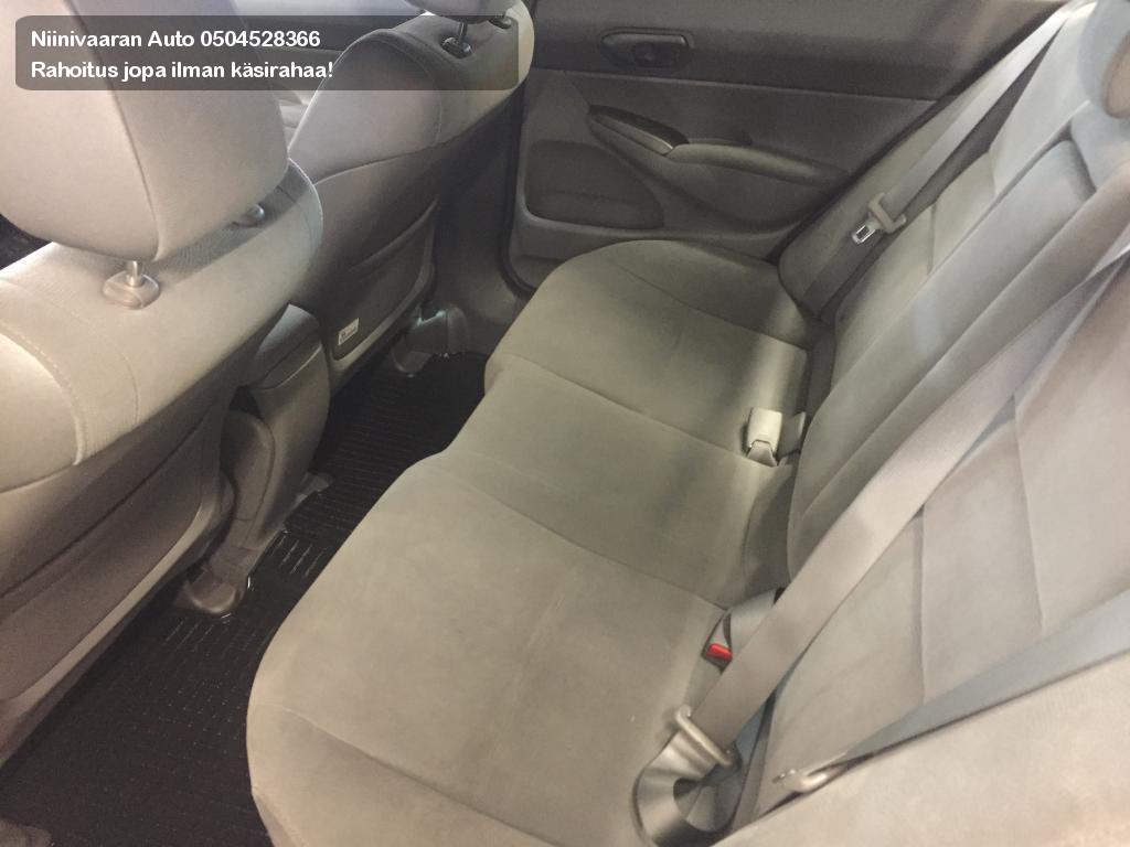 Honda Civic Sedan 1.8i Comfort A 2007
