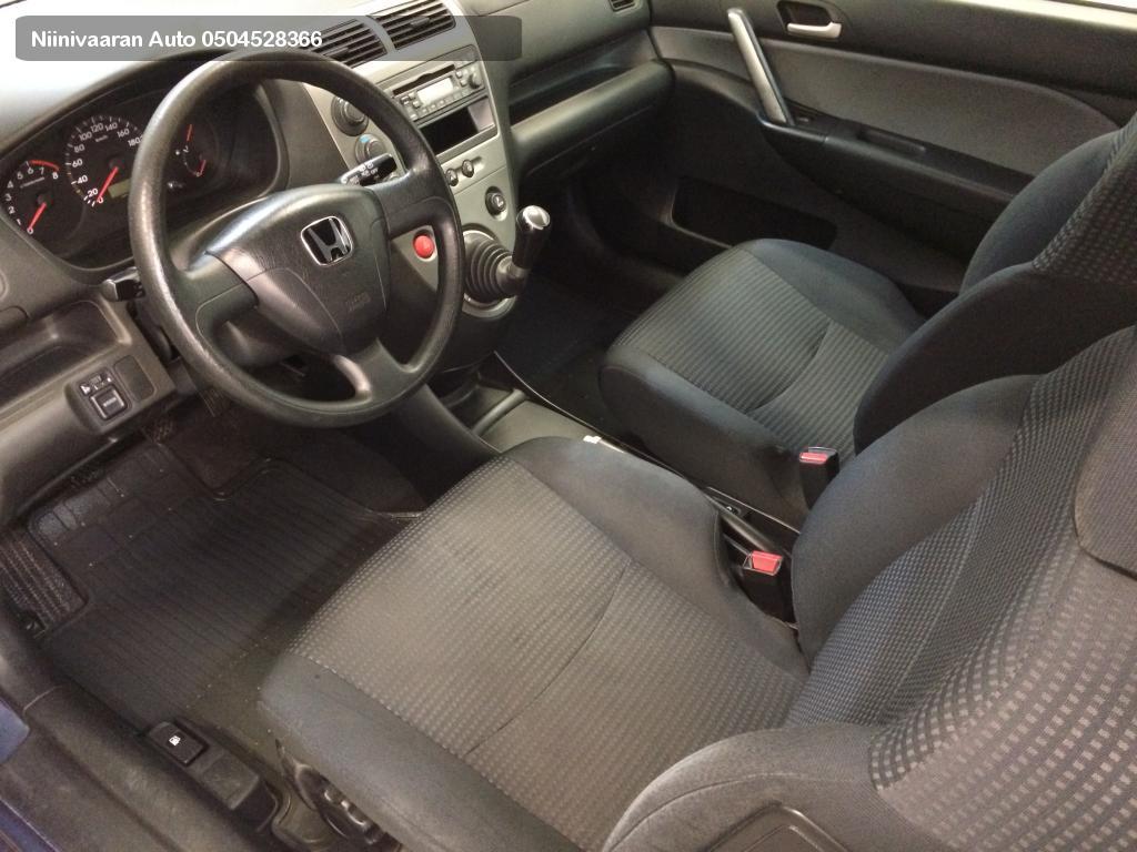 Honda Civic Viistoperä 1.6i LS 2003
