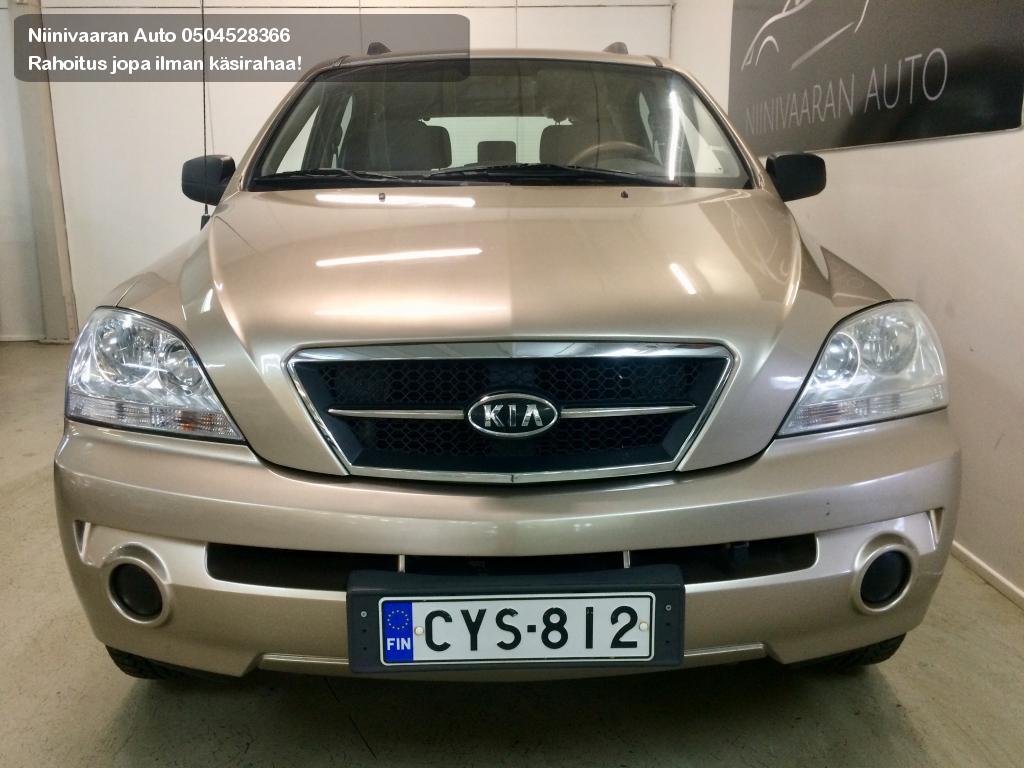 Kia Sorento Maastoauto 2.4 LX 2005