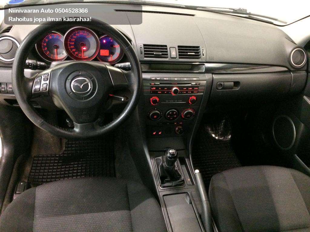 Mazda 3 Viistoperä 5HB 1.6 Touring 2008