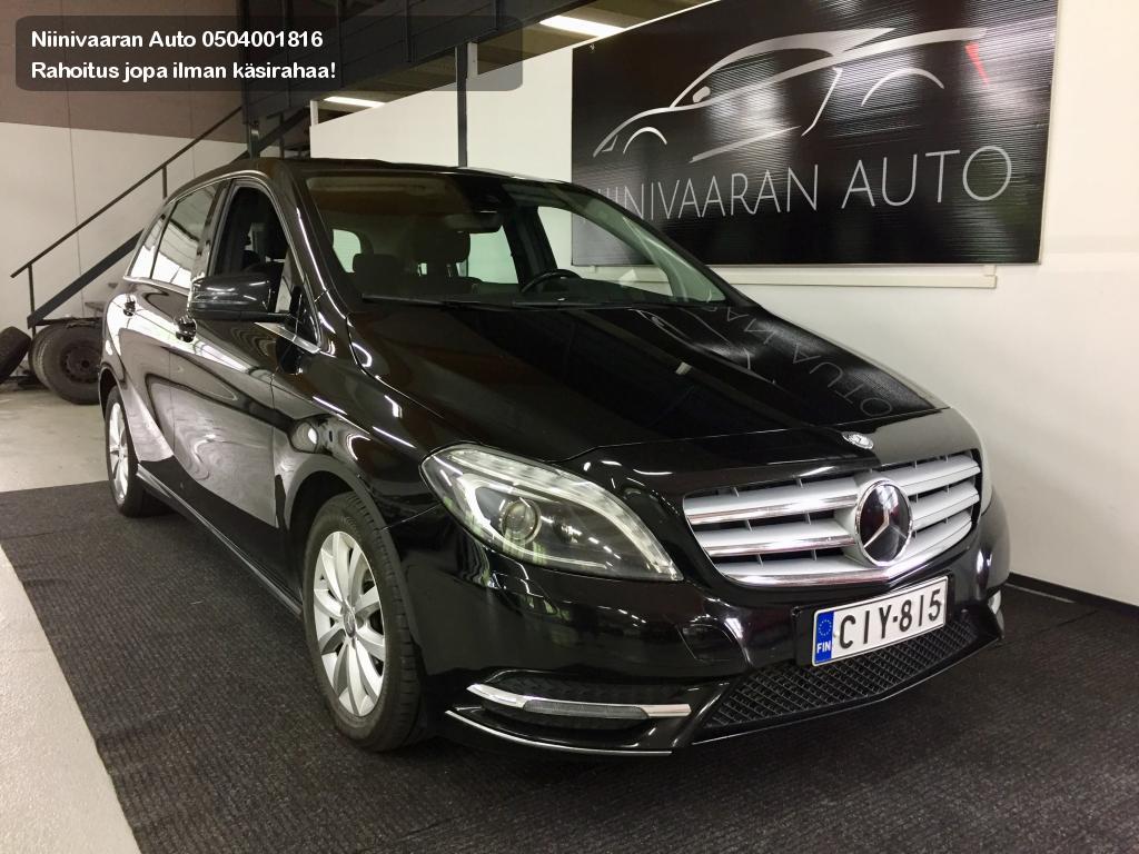 Mercedes-Benz B 200 CDI Farmari BE A Premium Business 2013