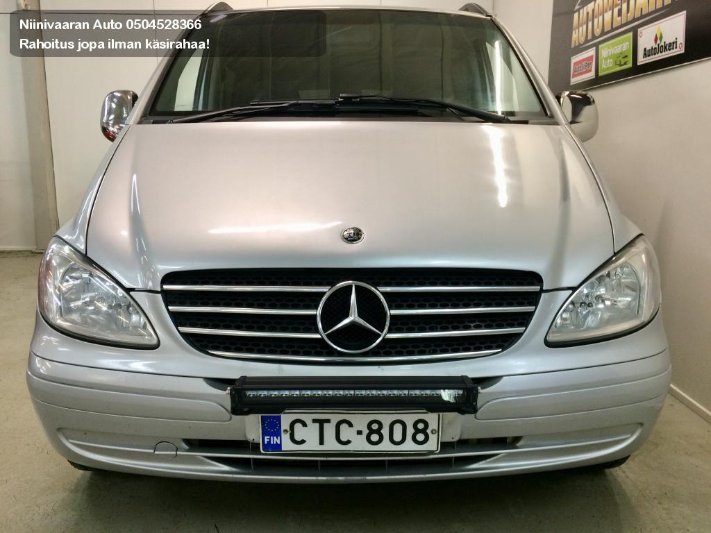 Mercedes-Benz VITO 111 CDI Tila-auto 5-paikkainen 2007