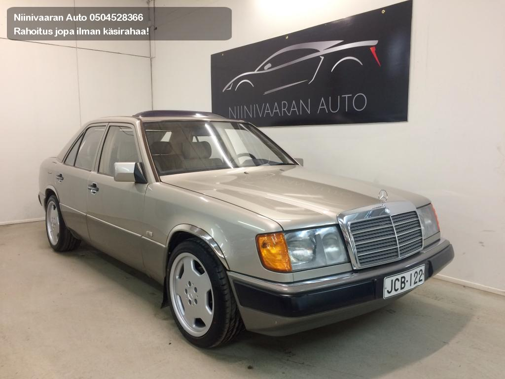 Mercedes-Benz E Sedan 230 Automatic 1990