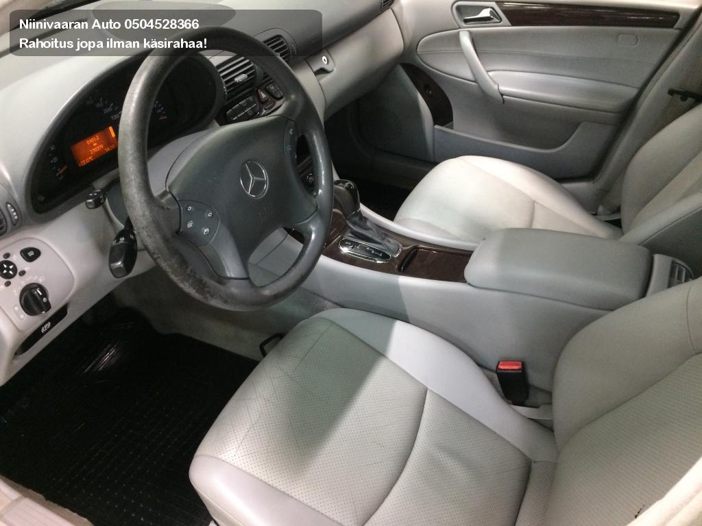 Mercedes-Benz C 270 CDI Farmari Avangarde A 2004