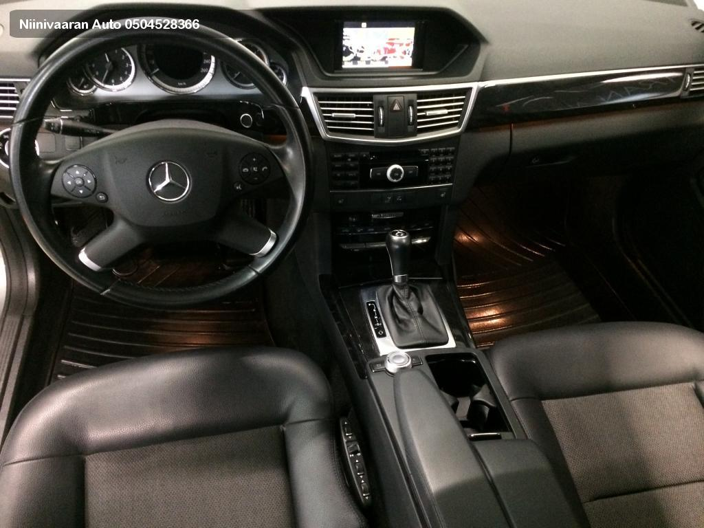 Mercedes-Benz E 250 CDI 4MATIC Farmari A Premium Business Navi Cruise Webasto ThermoConnect 2011