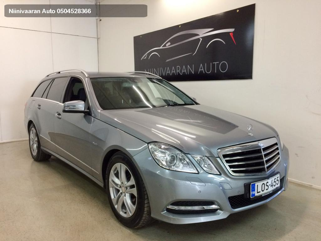 Mercedes-Benz E 250 CDI 4MATIC Farmari A Premium Business 2011