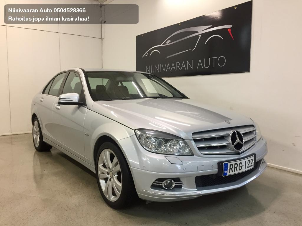 Mercedes-Benz C 220 CDI Sedan BE A Premium Business 2010