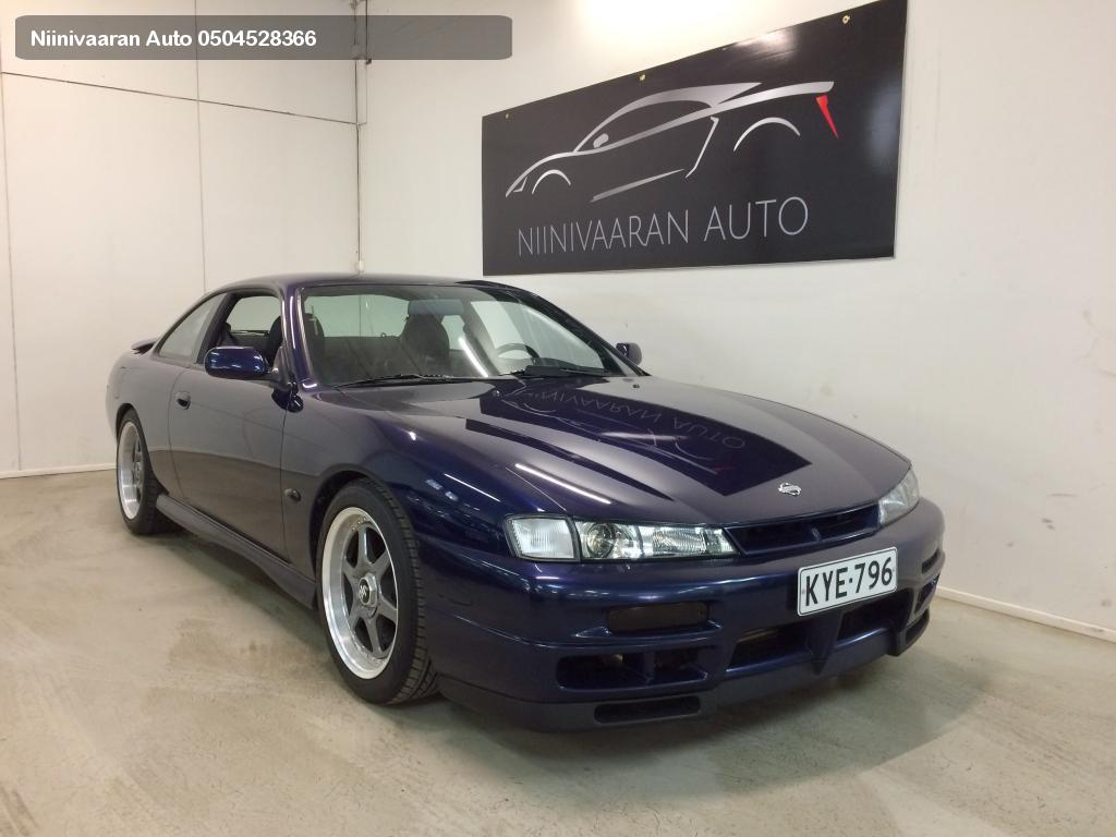 Nissan 200SX Coupe 2.0 Turbo s14a 1997