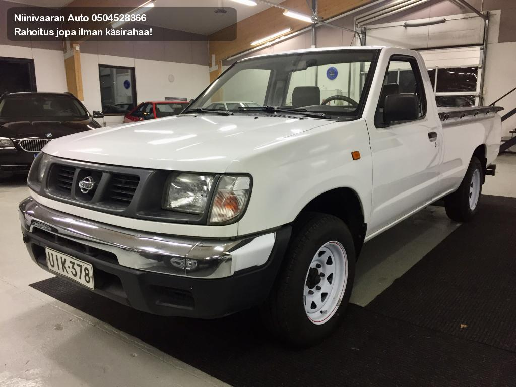 Nissan Pick UP Avolava 2.5D Helmi Pick Up!  1999