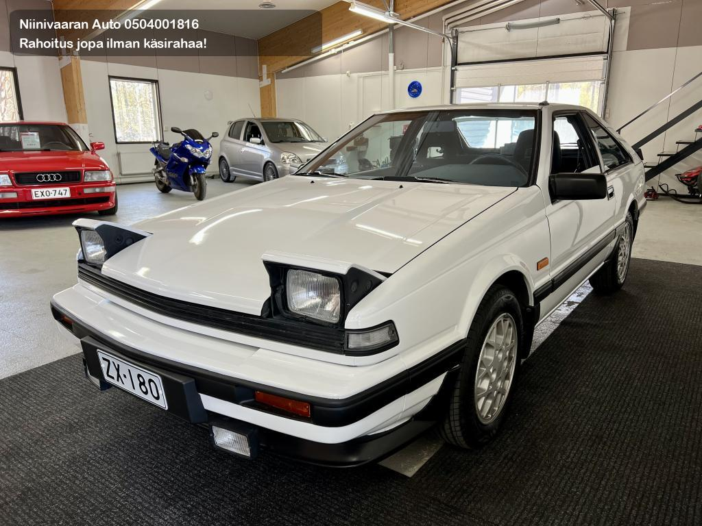 Nissan Silvia Coupe 1.8 Turbo ZX-180 1988