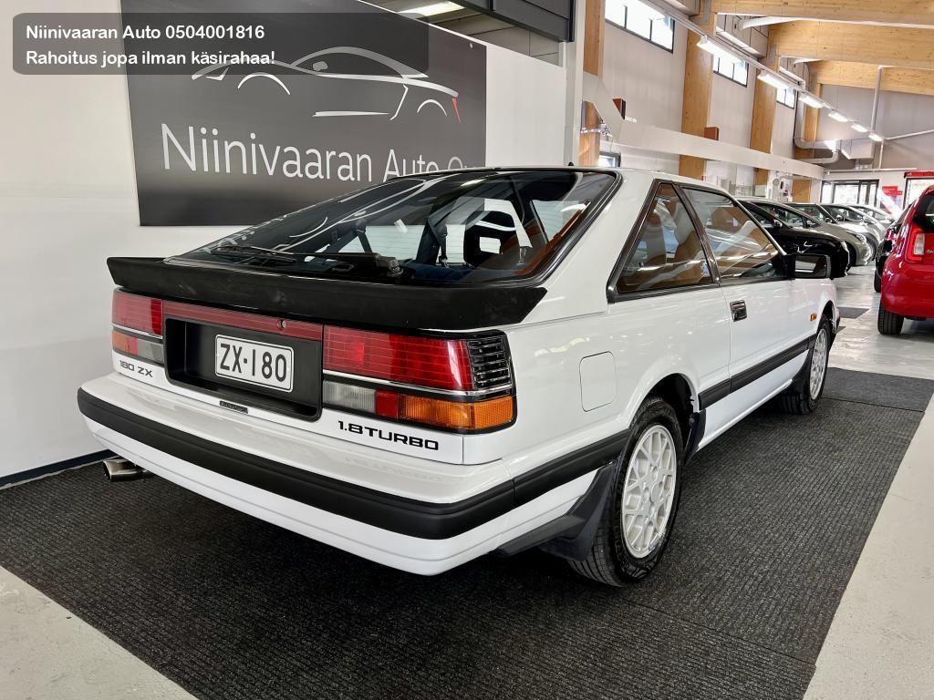 Nissan Silvia Coupe 1.8 Turbo ZX-180 1988