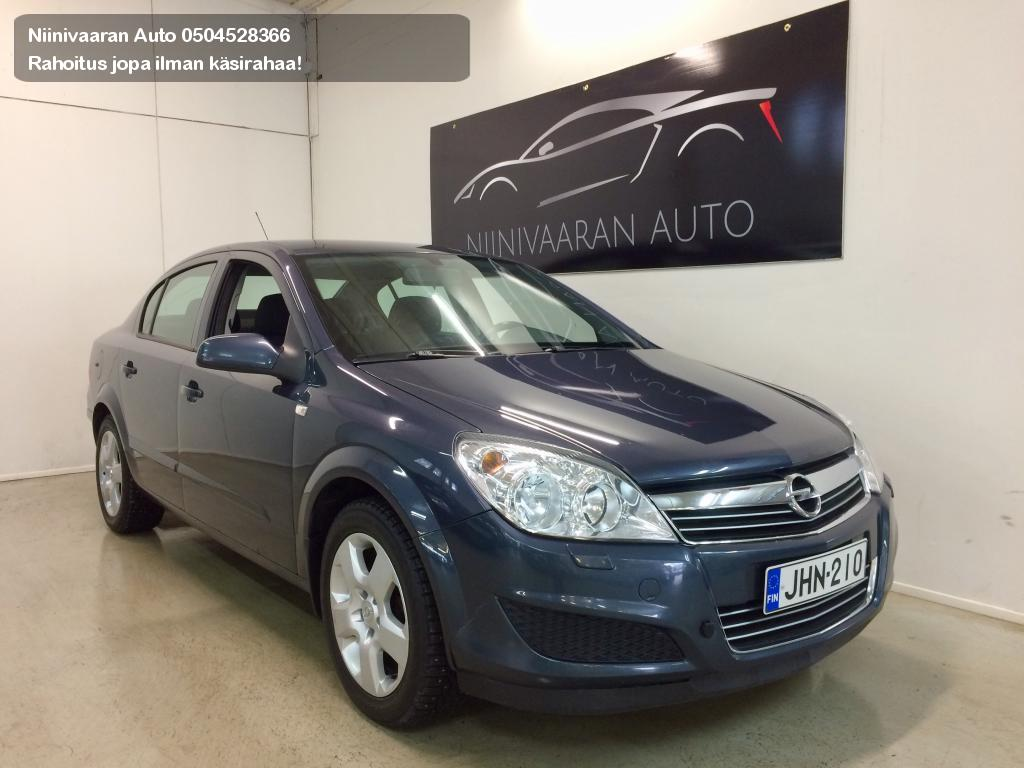 Opel Astra Sedan 1.6 Enjoy Sedan 2008