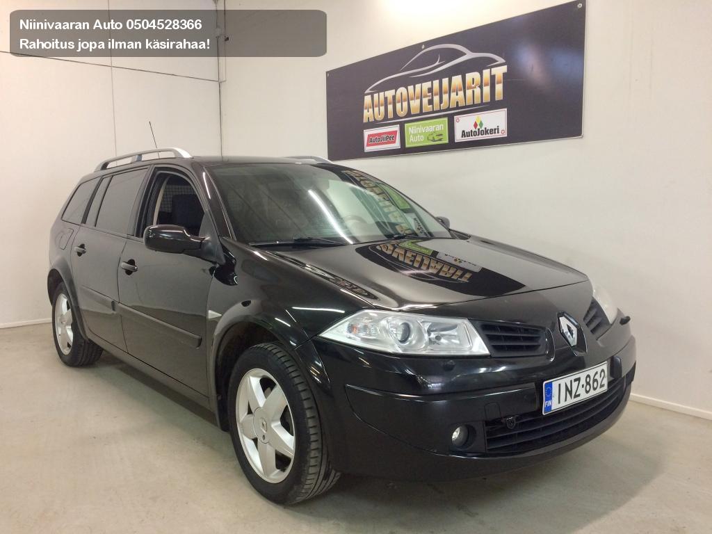 Renault MEGANE Farmari 1.5 dCi 2008