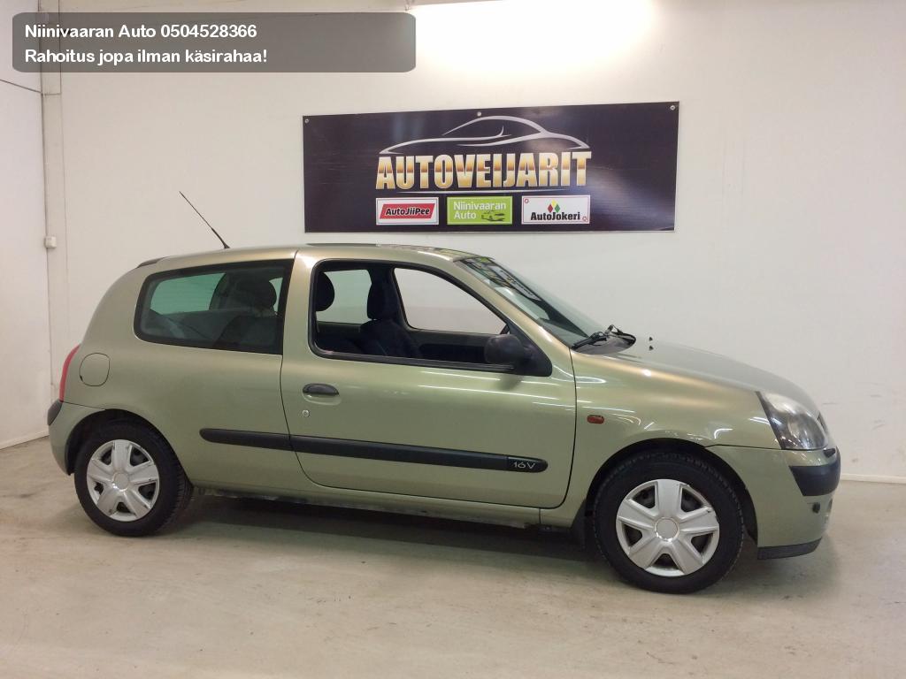 Renault CLIO Viistoperä 1.2 16V 2002