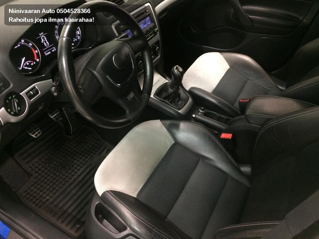 Skoda Octavia Farmari Combi 2.0 TSI RS  2010