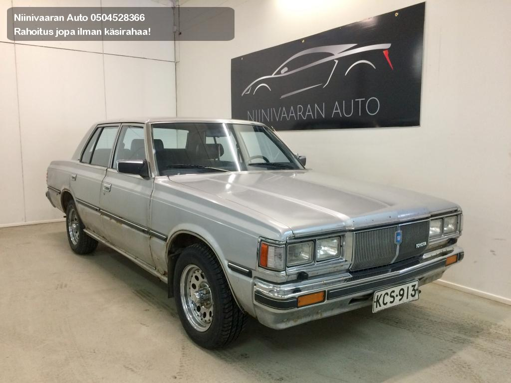 Toyota Crown Sedan 2.2D Automatic 1980