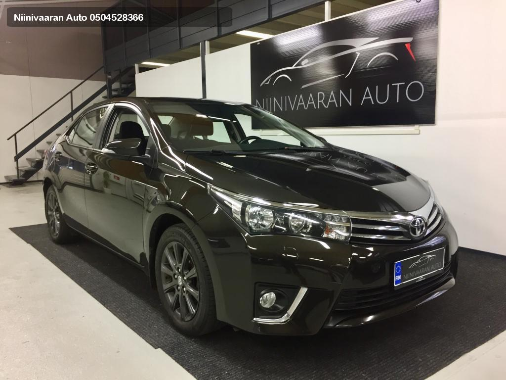 Toyota Toyota Corolla Sedan 1.6 Valvematic Active Plus 2016