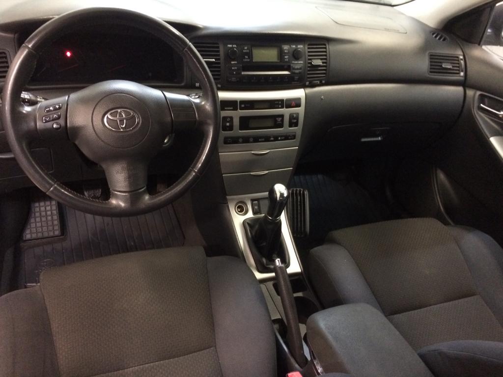 Toyota Corolla Farmari 1.6 VVT-i SOL Wagon 2005