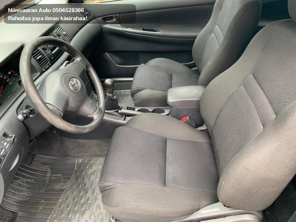 Toyota Corolla Viistoperä 1.4 VVT-i HB 2006
