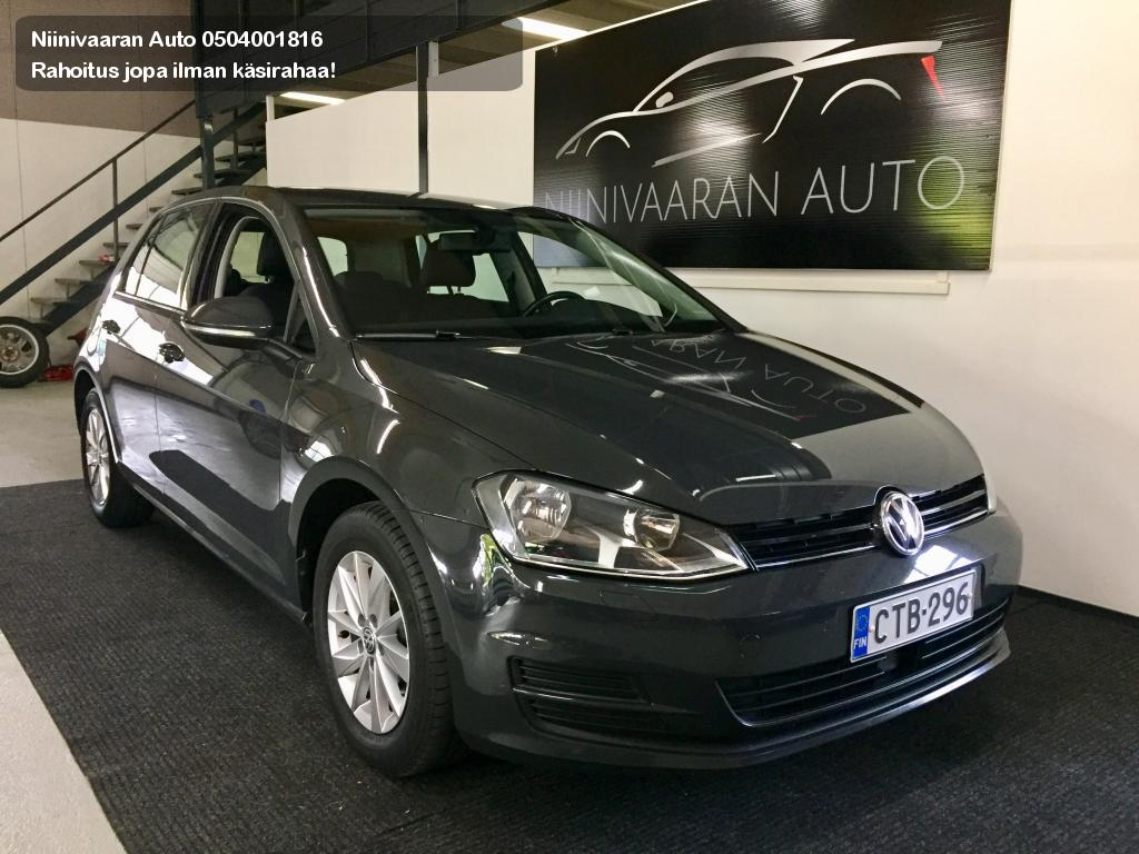 Volkswagen, VW Golf Viistoperä 1.6 TDI Comfortline BlueMotion Technology Ergoactive, istuimet, Adaptiivinen vakkari, Webasto kaukosäädöllä 2015