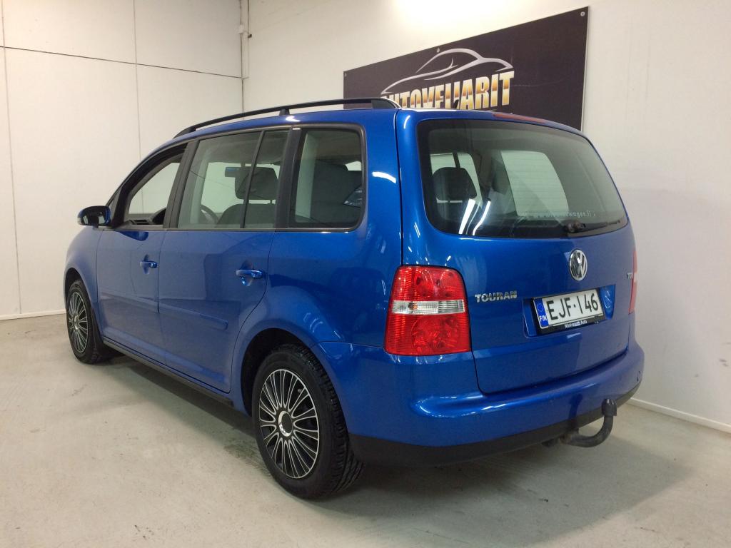 Volkswagen Touran Tila-auto 1.9TDI 2006