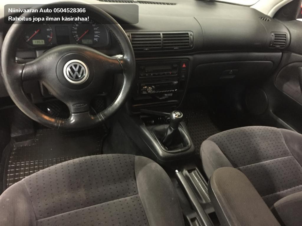 Volkswagen Passat Farmari 1.8T Variant 2000