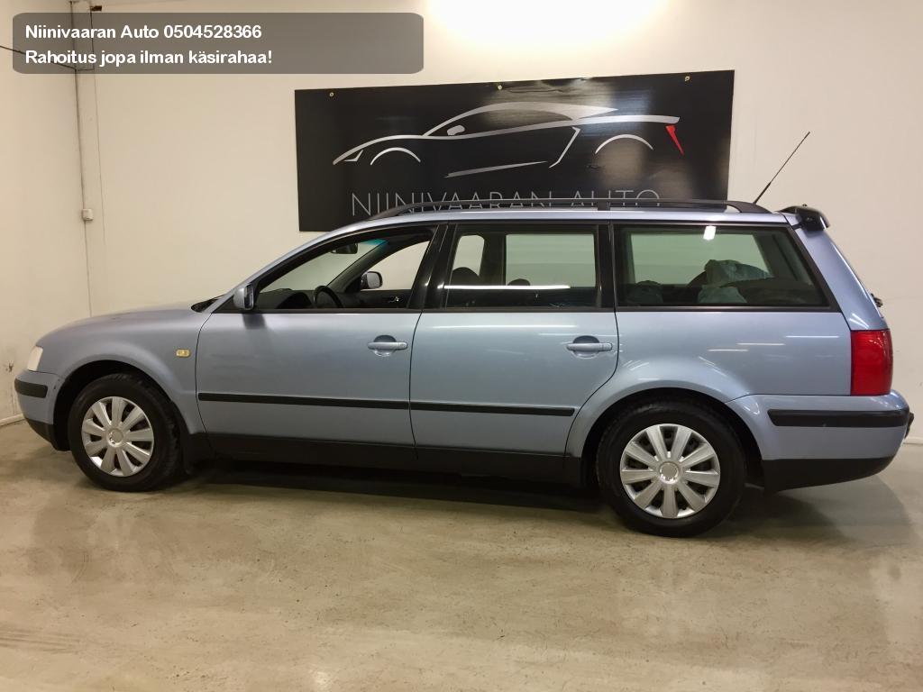 Volkswagen Passat Farmari 1.9TDI Variant 1999