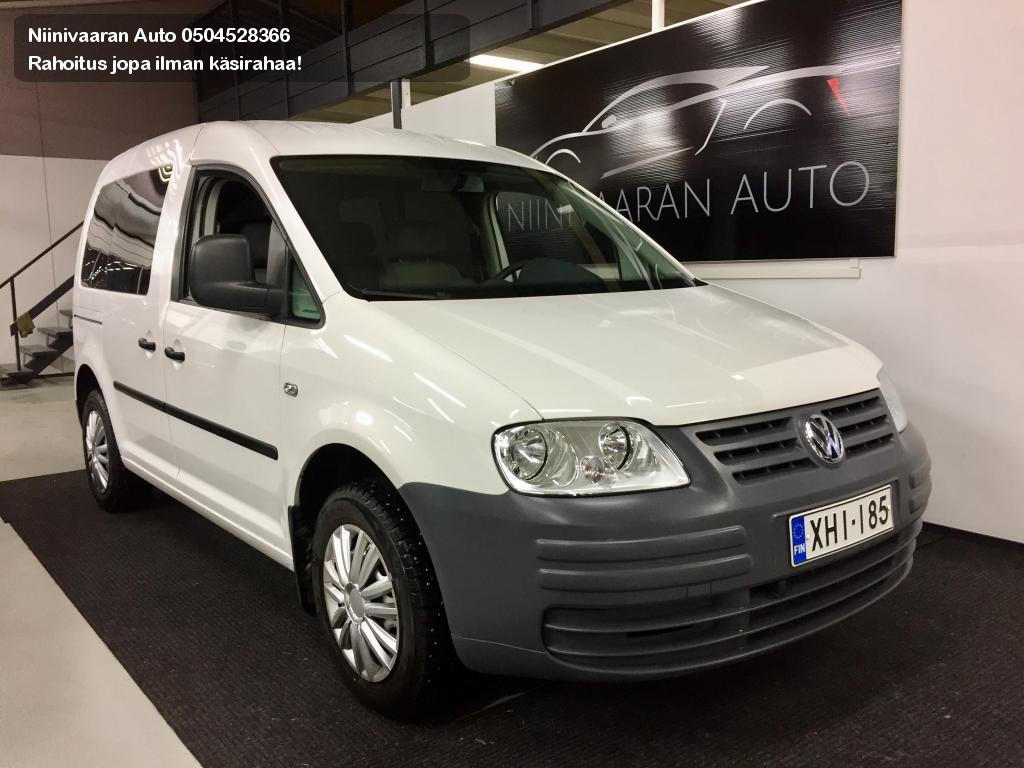 Volkswagen Caddy Tila-auto 1.6 2006