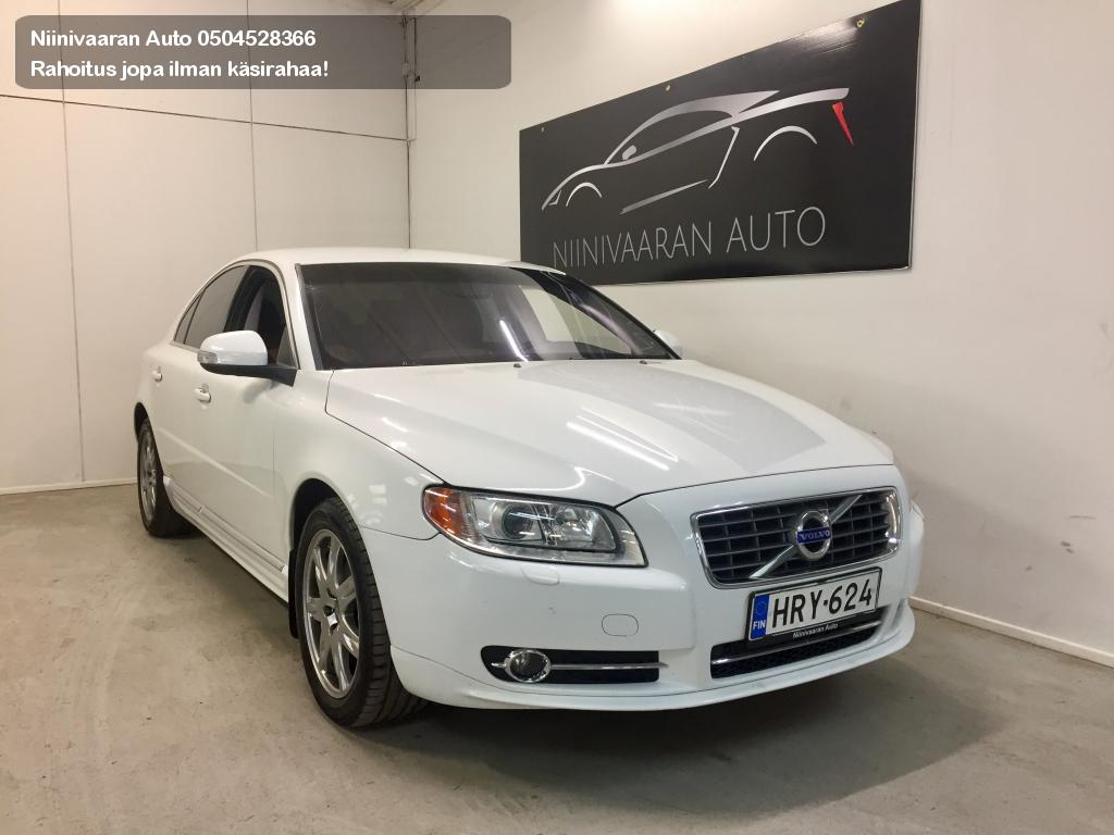 Volvo S80 Sedan D3 Summum Inscription A 2011