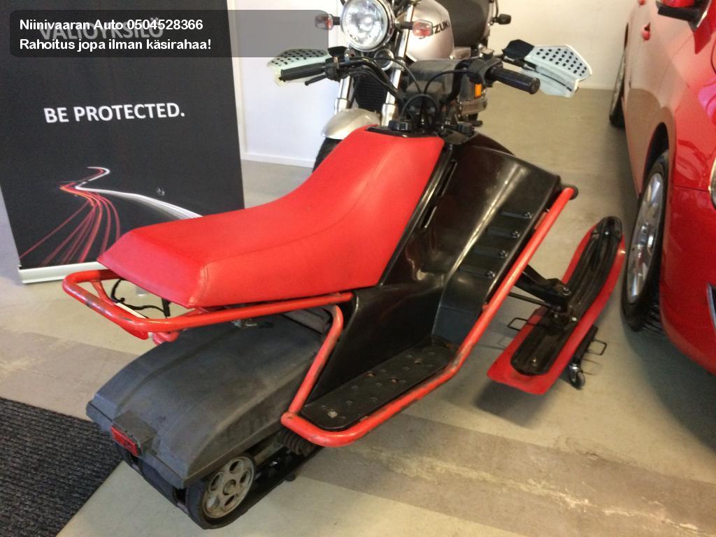 Yamaha Snoscoot Sport Sähköstartilla! 1990