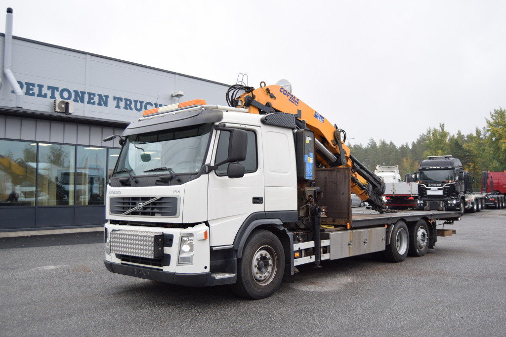 Volvo FM420 6x2 Copma