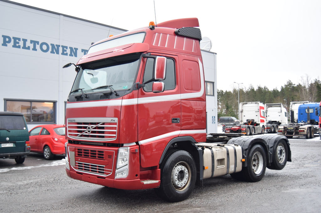 Volvo FH460 6x2 Hydr. Kippi Hydrauliikka vm. 2012