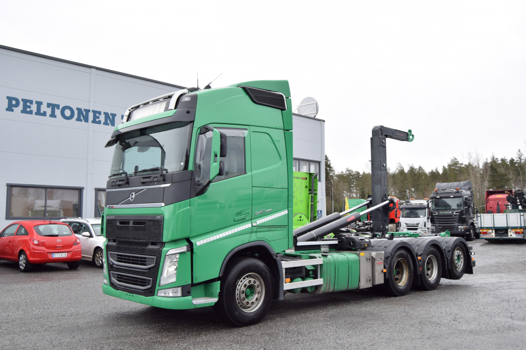 Volvo FH540 8x4 Tridem  vm. 2015
